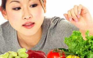 Японская диета: меню на 7 и 13 дней