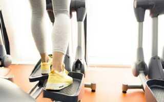 Какие типы степпера бывают, упражнения на тренажере, скандинавская ходьба прямо дома и как прокачать ноги и ягодицы за полчаса