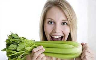 Диета: сельдереевый жиросжигающий суп для похудения на 7 и 14 дней