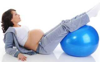 Влияние упражнения планка на организм в целом беременной женщины, показания и противопоказания её выполнения в этот период
