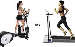 Беговая дорожка и эллиптический тренажер — ваши помощники в борьбе с лишним весом