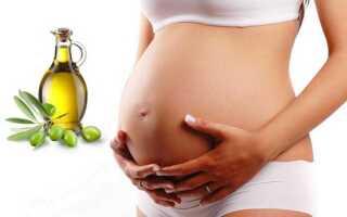 Масло от растяжек при беременности, польза и результат