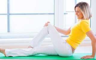 Гимнастика при гонартрозе коленного сустава, ЛФК при заболевании колена в домашних условиях