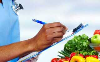 Диета номер 5 после удаления желчного пузыря: разрешенные и запрещенные продукты и меню на неделю