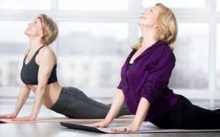Утренняя зарядка для женщин за 40 лет, комплексы упражнений.