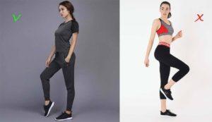 Одежда для тренировок в месячные
