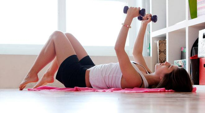 Выполняйте упражнения от простых к более сложным