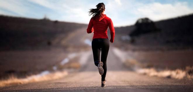 Бег - самый простой, быстрый и к тому же приятный способ привести себя в форм