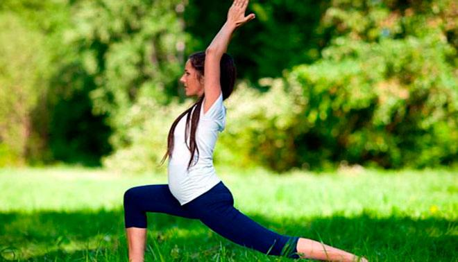 Занятия помогают не только привести в порядок тело, но и успокоить нервы.