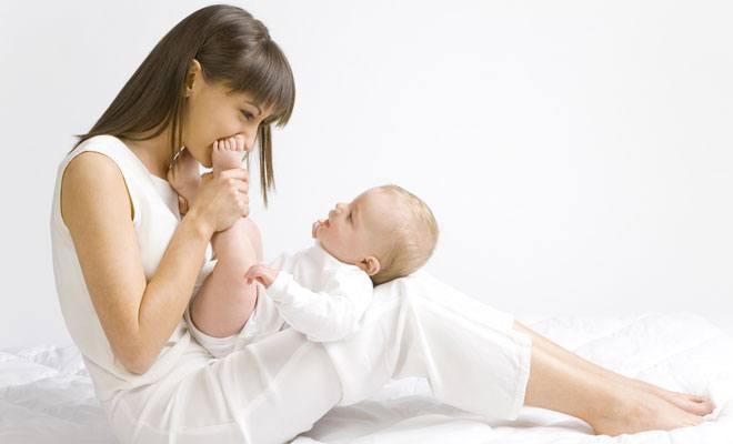 После рождения малыша мышцы в области живота, груди и спины, наиболее «пострадавшие» в период вынашивания, нуждаются в укреплении.
