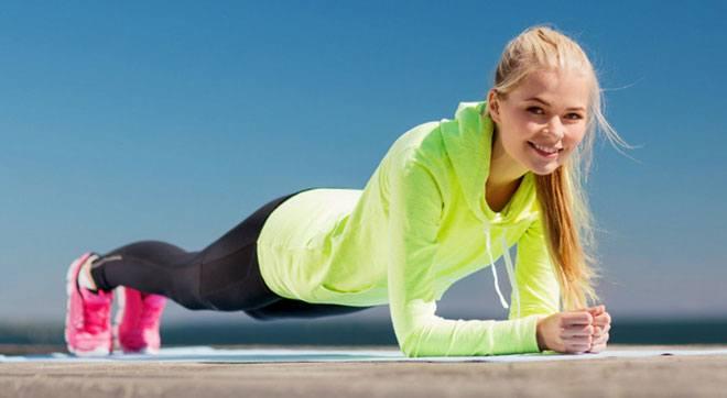 Упражнение, на выполнение которого уходит менее пяти минут, способно преобразить ваше тело.