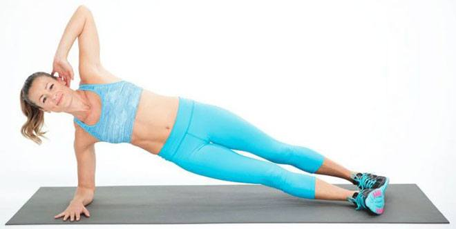 Следует отметить: упражнение является для организма более серьезной нагрузкой, чем обычная, классическая планка.