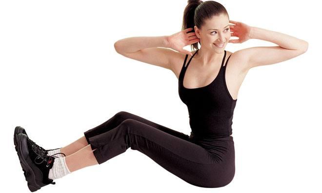 Лучшее время длявыполнения упражнения— этоутренние часы иливечер.