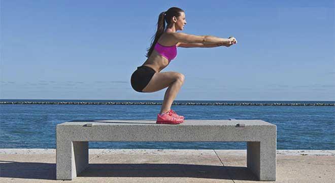 Система упражнений для тренировки сосудов выполняется без тренажеров, с весом собственного тела.