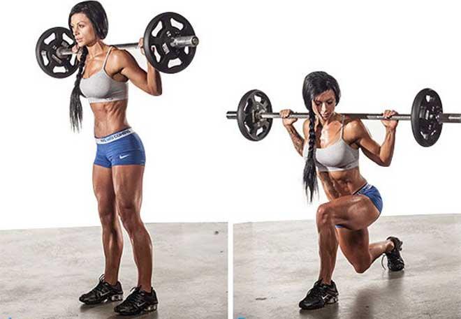 Каждый раз начинайте с легких подходов, чтобы подготовить суставы и связки.