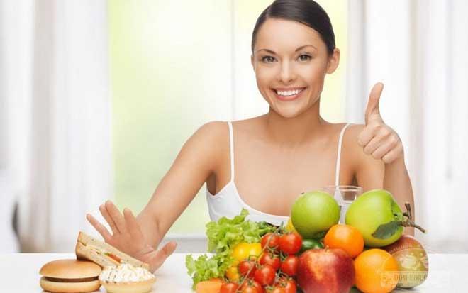 Безуглеводная диета означает отказ от продуктов из муки, содержащей глютен.