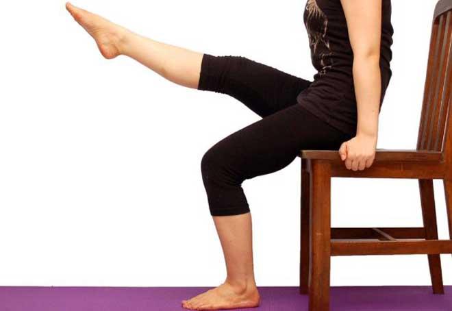 Гимнастика способствует улучшению эластичности связок и сухожилий, восстанавливая хрящевую ткань.