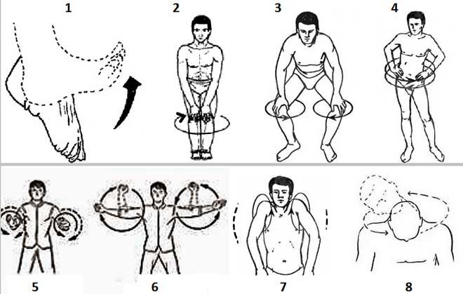 В ходе выполнения последующих за разминкой упражнений суставы спортсмена изнашиваются в меньшей степени — соответственно, продлевается «спортивное долголетие».