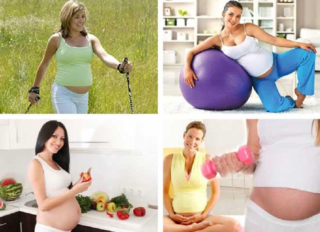 Чтоб не поправиться во время беременности, не ешьте жирное и жареное мясо, свинину. Замените его отварным мясом курицы, индейки и кролика.