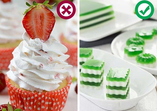 Употреблять сладкое следует только в первой половине дня — в результате все калории будут сожжены.