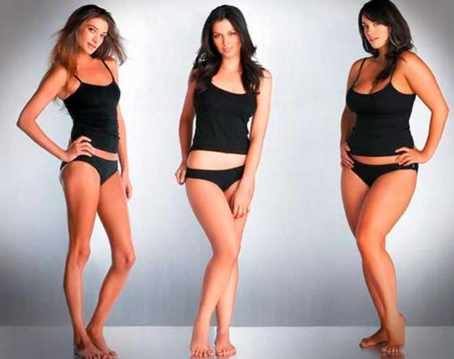 Не у всех женщин есть проблемы с лишним весом, но худышки тоже не всегда довольны своей внешностью, особенно когда худоба граничит с дистрофией.
