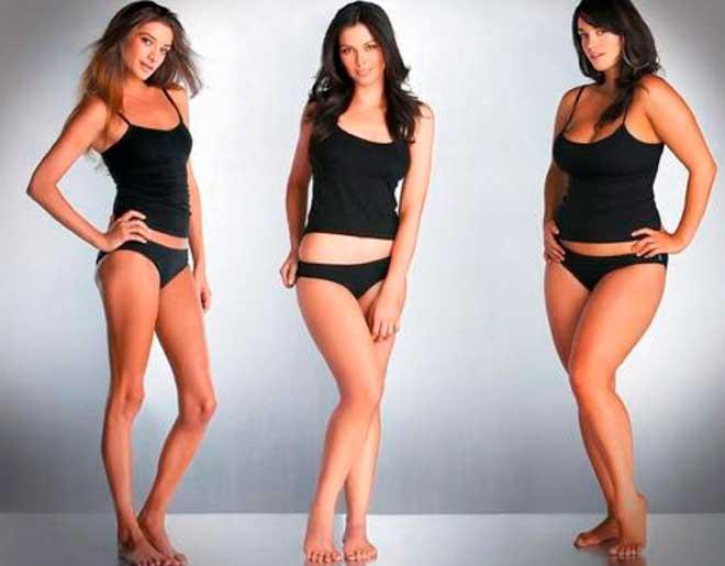 Эктоморф — это один из трех наиболее распространенных типов телосложения.