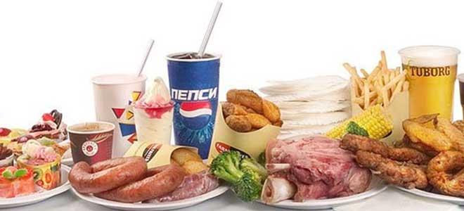 Нормализуйте процент содержания жира в теле, на 2-3 недели ограничив свое ежедневное меню на уровне 1400 ккал.