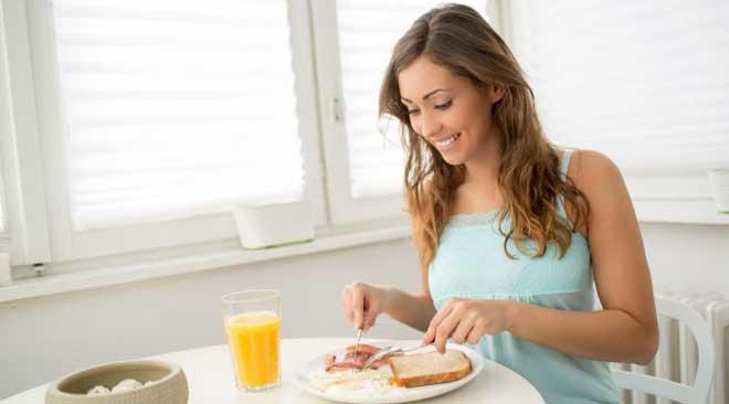 Сытный, но легкий диетический завтрак - залог энергии и хорошего настроения на весь день.