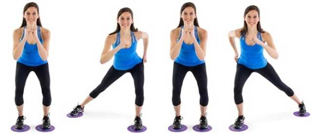 Если вы хотите улучшить ваше тело и избавиться от проблемных зон без скучных однообразных упражнений, то глайдинг-тренировки вам определенно понравятся.