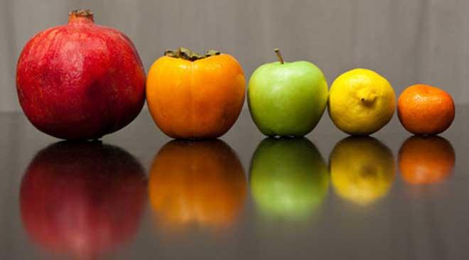 Последние исследования доказали, что некоторые из фруктов также содержат особые кислоты, помогающие расщеплять жиры, благодаря чему процесс похудения происходит намного активнее.