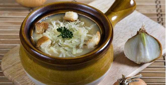 Суп уничтожает жировые отложения в местах, наиболее нуждающихся в коррекции: область живота, бёдра, ягодицы.