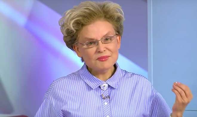 К теме здоровья Елена Малышева имеет отношение не только как телеведущая, но и как профессиональный медик.
