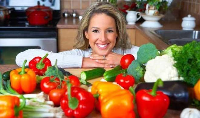 С помощью овощной диеты можно сбросить до 10 кг за неделю.