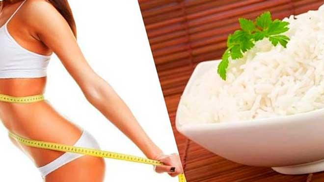 В рисе содержится клетчатка, которая полезна для нормализации пищеварения, выведения токсинов из организма и похудения.