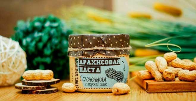 Высокое содержание белка обусловлено тем, что практически 100% состава занимает арахис.
