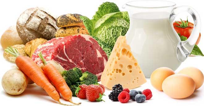 Питание должно быть рациональным, т.е. физиологически полноценным.