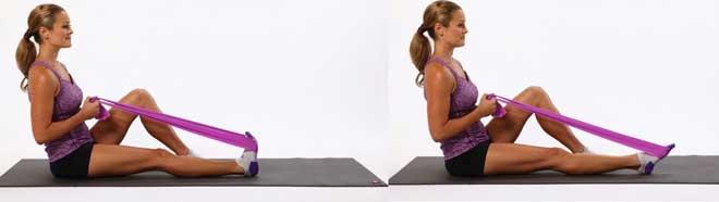Все нагрузки строго дозируются, упражнения усложняются постепенно, шаг за шагом.
