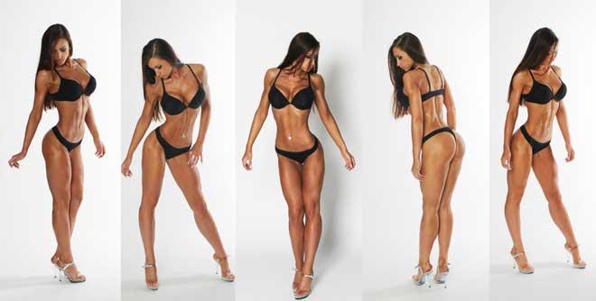 Каждая девушка мечтает об идеальном теле, но если природа не наградила ее стройными формами, приходится достигать их при помощи физических упражнений и диеты.