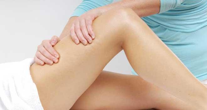 Главной целью массажа является улучшение кровообращения и лимфодренаж в месте обработки.