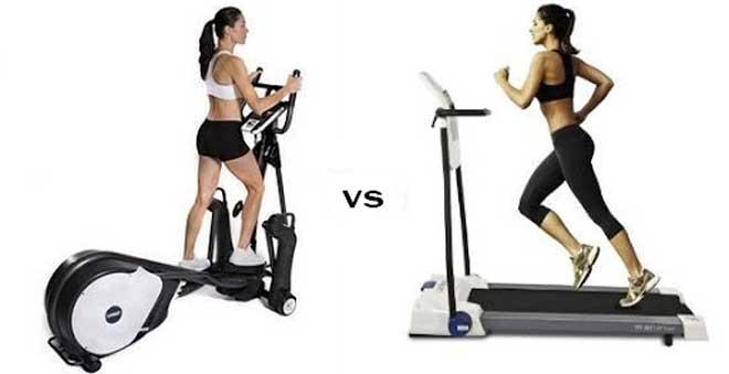 Прежде чем поговорить о том, что лучше – беговая дорожка или эллиптический тренажер, важно понять, чем они все же отличаются.