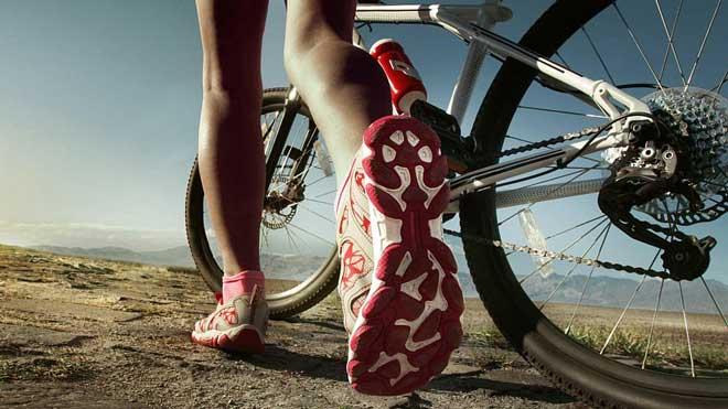 И лёгкая атлетика, и велоспорт укрепляют практически все системы организма человека, особенно сердечно-сосудистую.