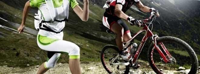 И лёгкая атлетика, и велосипедный спорт укрепляют здоровье человека. Улучшается работа сердца, лёгких и других органов и систем.