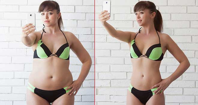 Обертывания помогут выровнять рельеф кожи, придадут ей тонус, избавят от целлюлита и предотвратят появление растяжек от похудения.
