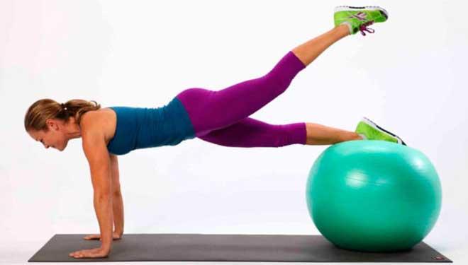 Если вы желаете похудеть, привести мышцы в тонус, то рекомендую тренировки с фитболом.